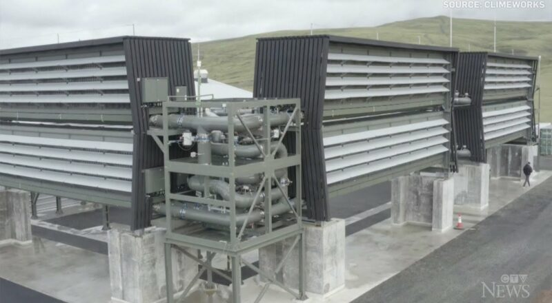 World's largest carbon capture plant opens in Iceland 5