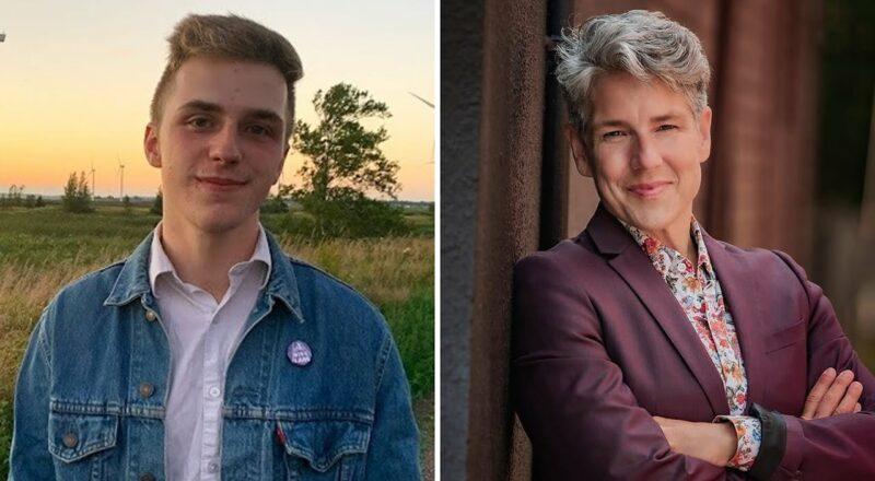 Two NDP candidates resign after backlash over online posts 1