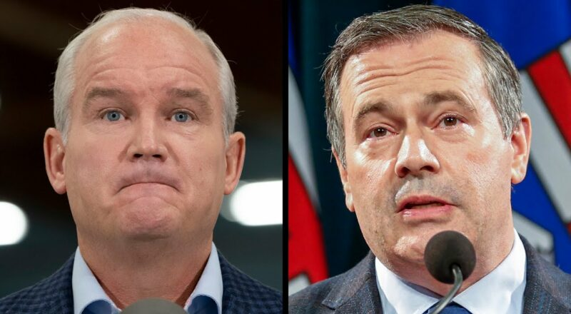 Nenshi: Kenney's COVID-19 response has 'poisoned' O'Toole campaign 1