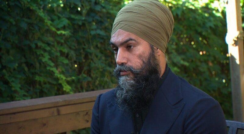 CTV News sits down with NDP Leader Jagmeet Singh 9
