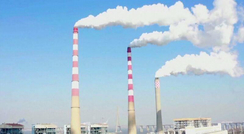 CO2 emission reduction behind target: report 1