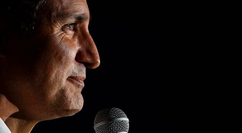 CTV News declares Liberal minority government 1