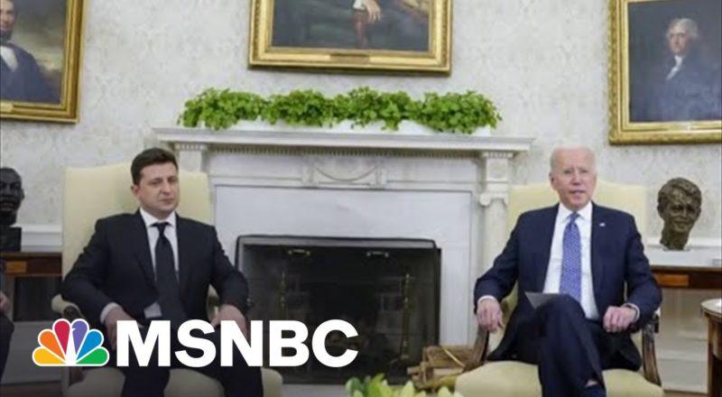 Washington Post Breaks Down Zelensky's First White House Visit 1