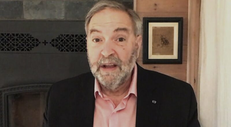 'All this for that?' Tom Mulcair on election results similar to 2019 4