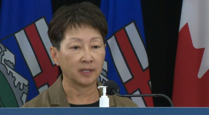 Alberta officials say ICUs only keeping up with influx of COVID-19 cases due to high death rate 1