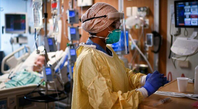 Alta. hospitals prepare triage protocols as ICUs nears brink 1