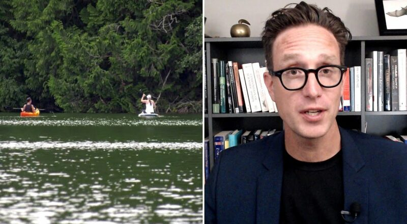 Dan Riskin on how climate change will impact our vacations 1