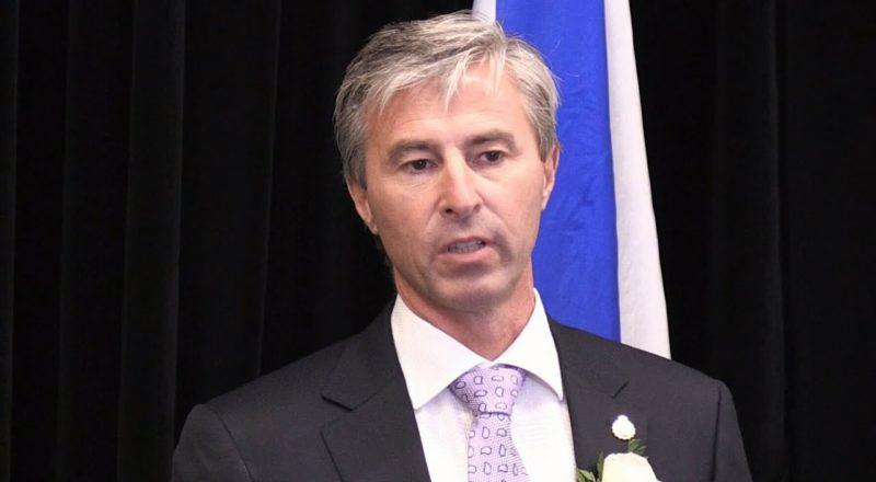 N.S. Premier Tim Houston, 18 ministers sworn into office 1