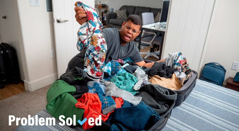 4 things to know when packing for travel | Problem Solved 1