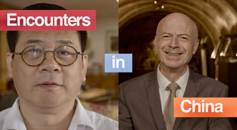 Collaborations in Chinese theater, art, music and dance forge lifetime friendships | Connections 1