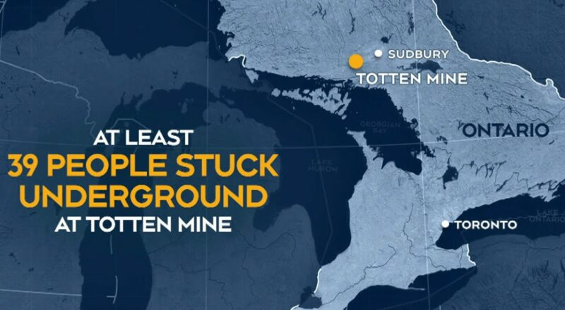 What we know about the mining accident in Sudbury, Ont. 1