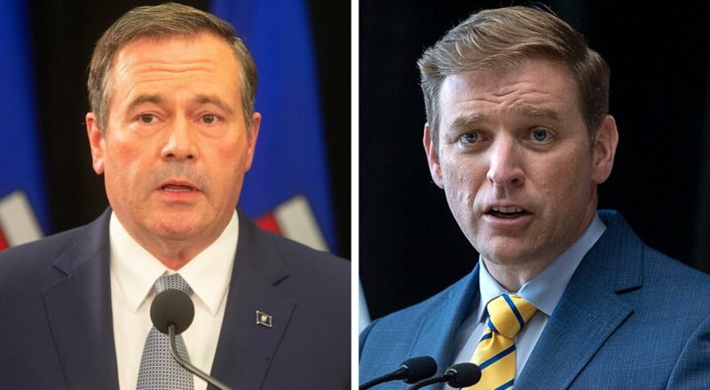 Jason Kenney turned down offer of assistance from Newfoundland   COVID-19 in Canada 1