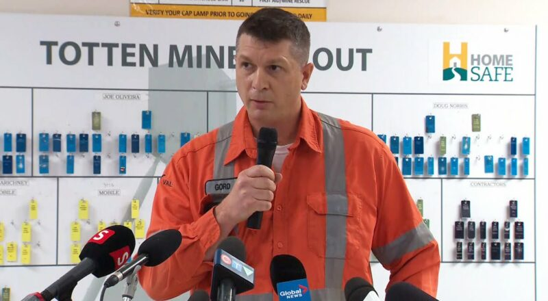 All 39 Sudbury, Ont. miners rescued: Full update from Vale 1