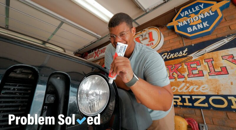 Car detailing you can do yourself | Problem Solved 1