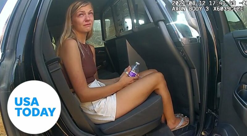 Bodycam footage shows Gabby Petito after fight with fiancé   USA TODAY 1