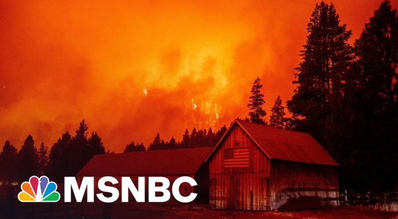 California Fires And Ida Floods Show A Climate In Crisis 3