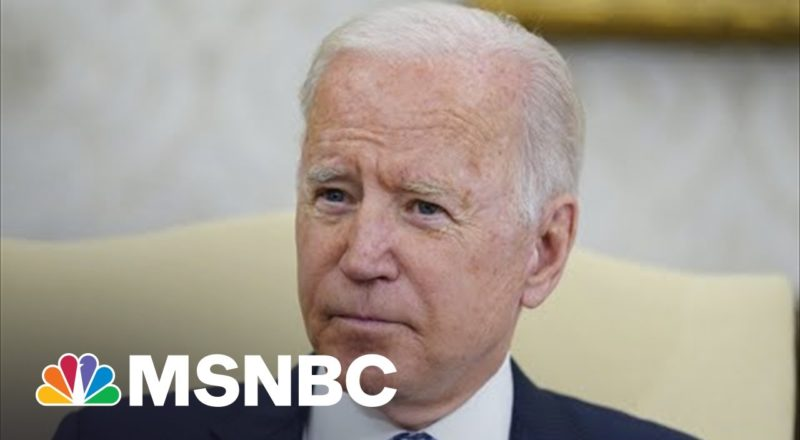 After Afghanistan, Biden Faces Slew Of New Problems 4