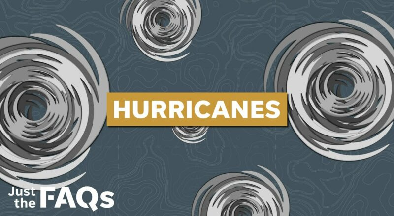 How hurricanes form and why they're getting more dangerous | Just the FAQs 3