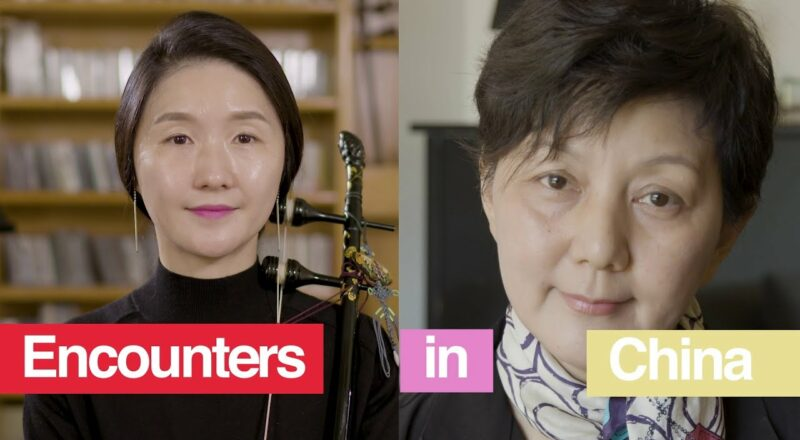 Creatives in China come together through instrumental music, opera and art   Connections 1