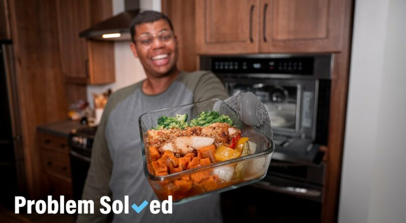 Quick tricks to simplify meal prep | Problem Solved 1