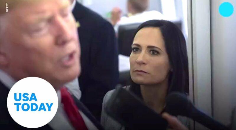 Former press secretary Grisham writes Trump's White House engaged in 'casual dishonesty'   USA TODAY 3