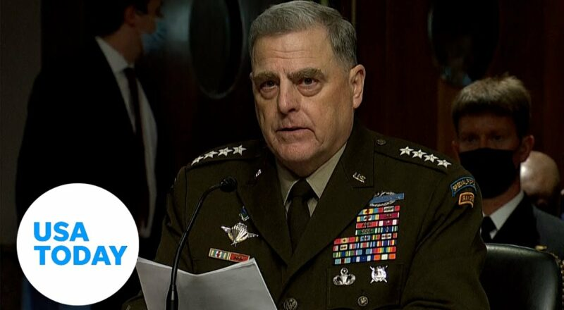 Military officials testify before House Armed Services on Afghanistan withdrawal | USA TODAY 3