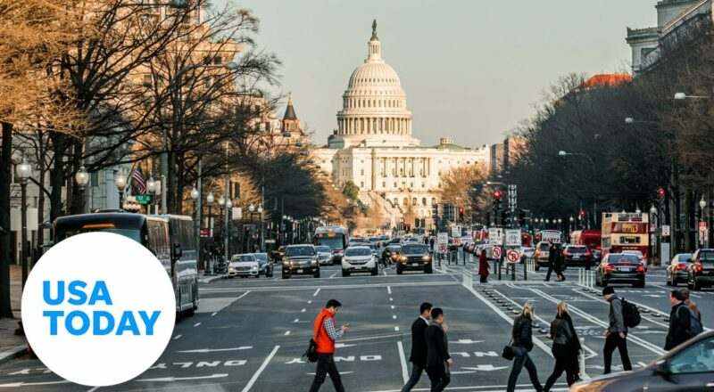 Government shutdown avoided as Congress passes funding bill | USA TODAY 5