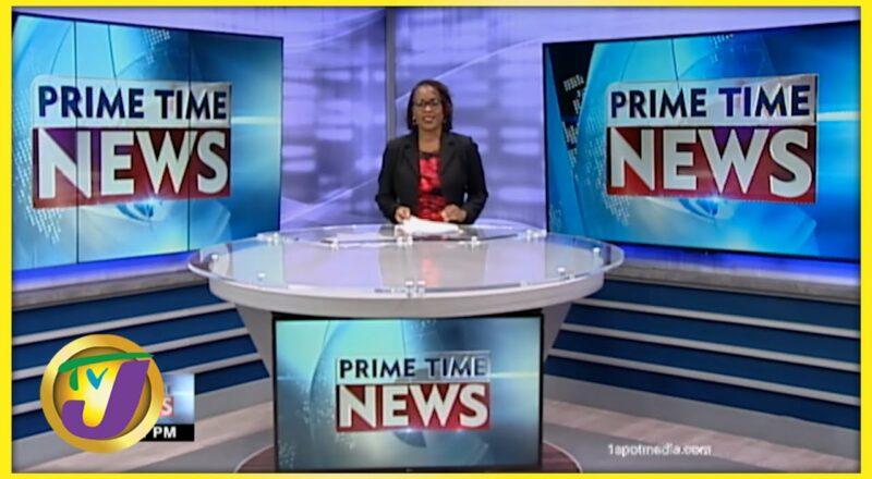 Jamaican News Headline | TVJ News - Sept 10 2021 1
