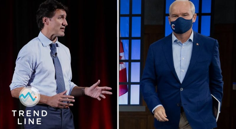 COVID-19 sparks grim economic forecast, that could be trouble for Trudeau and O'Toole | TREND LINE 6