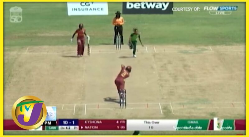 West Indies Women Suffer 9 Wicket Loss to South Africa - Sept 10 2021 1