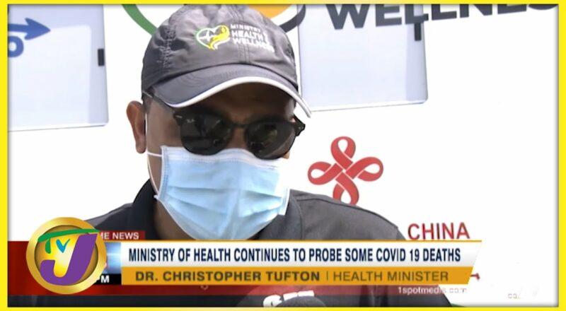Field Hospital Delays at the Savanna-la-mar Hospital   TVJ News - Sept 11 2021 1