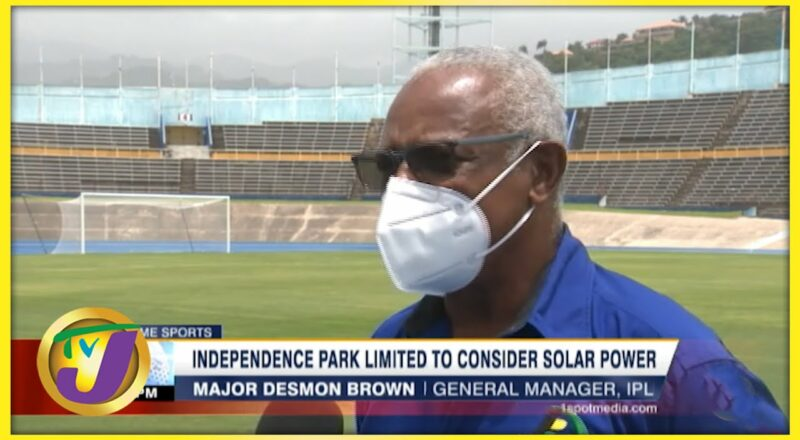 Independence Park Limited to Consider Solar Power - Sept 11 2021 1