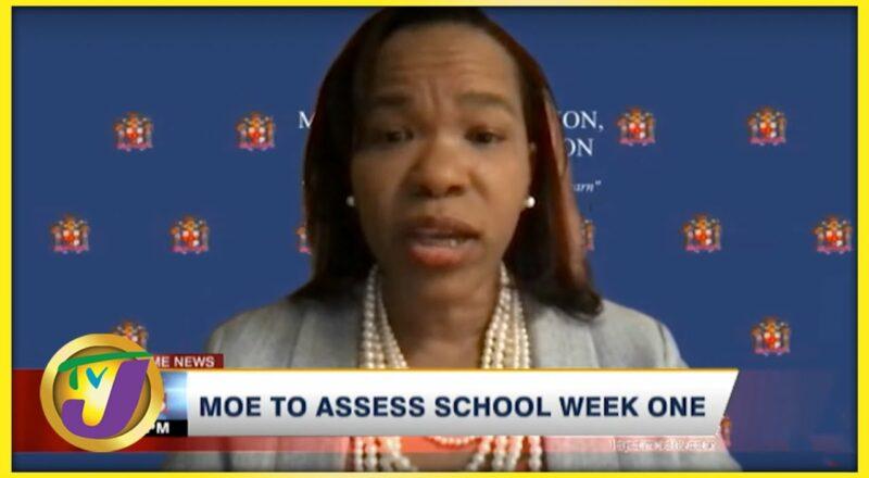 Jamaica's MOE to Assess School | TVJ News - Sept 11 2021 1