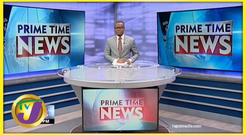 Jamaican News Headlines   TVJ News - Sept 12 2021 1