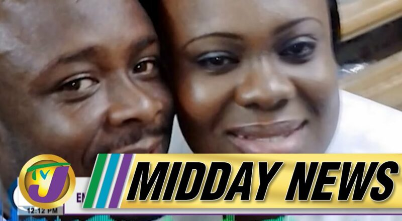 Jamaica's Lockdown Frustration   Mayor Bawls During Meeting   TVJ Midday News 1