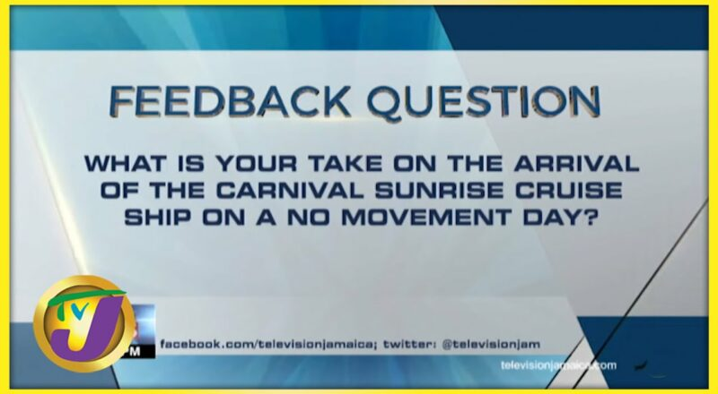 Feedback Question | TVJ News - Sept 13 2021 1