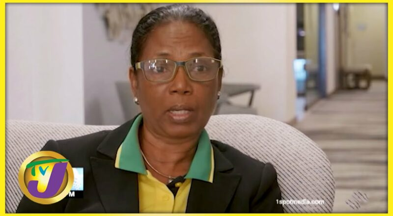 Jean Nelson Hailed for her Commitment to Women's Football in Jamaica 1