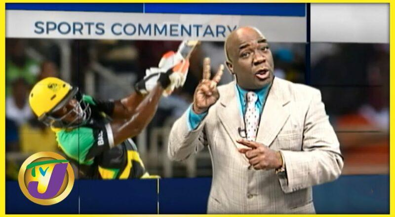 Jamaica Tallawahs   TVJ Sports Commentary - Sept 13 2021 1