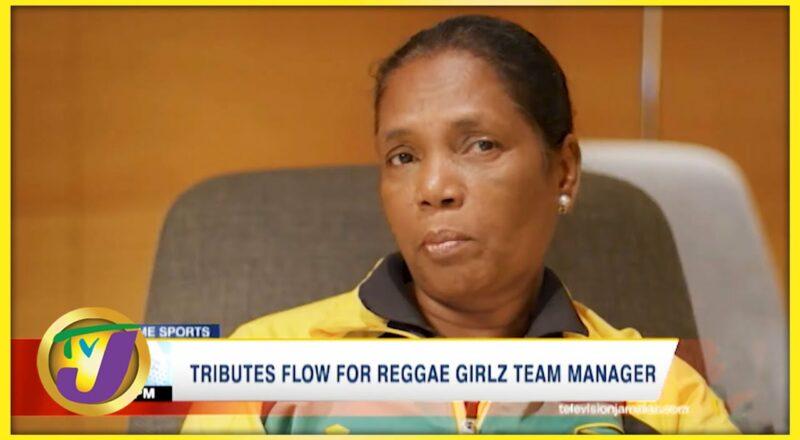 Tributes Flow for Reggae Girlz Team Manager Jean Nelson 1