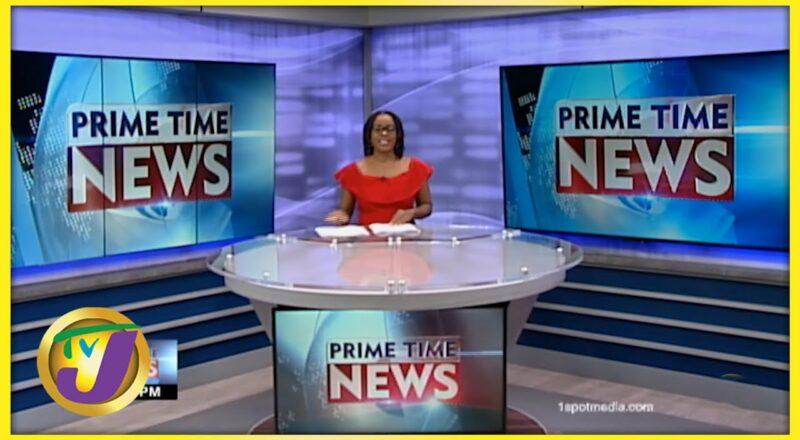 Jamaica's News Headlines   TVJ News - Sept 14 2021 1