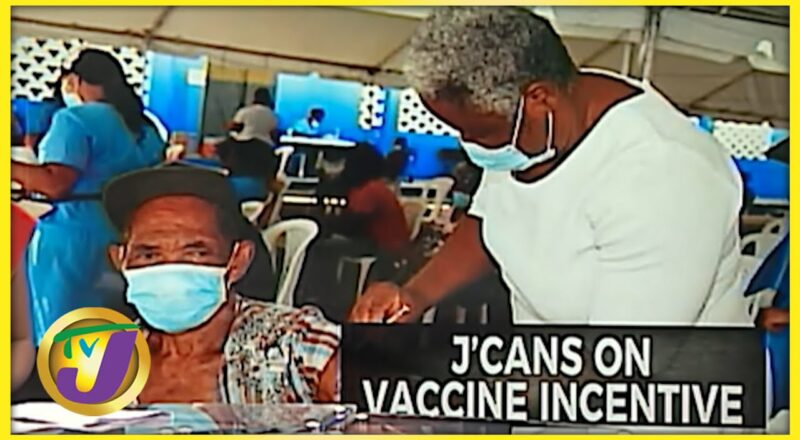 Jamaicans on Vaccine Incentive | Poll Results: Covid & Seniors | TVJ News - Sept 14 2021 1