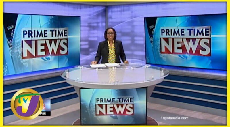 Jamaica's News Headlines   TVJ News - Sept 15 2021 1