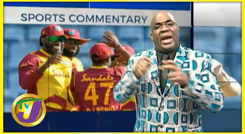 West Indies Squad | TVJ Sports Commentary - Sept 15 2021 1