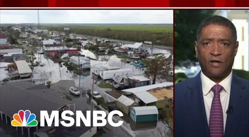 President Biden Set To Visit New Orleans To Survey Damage From Ida 4