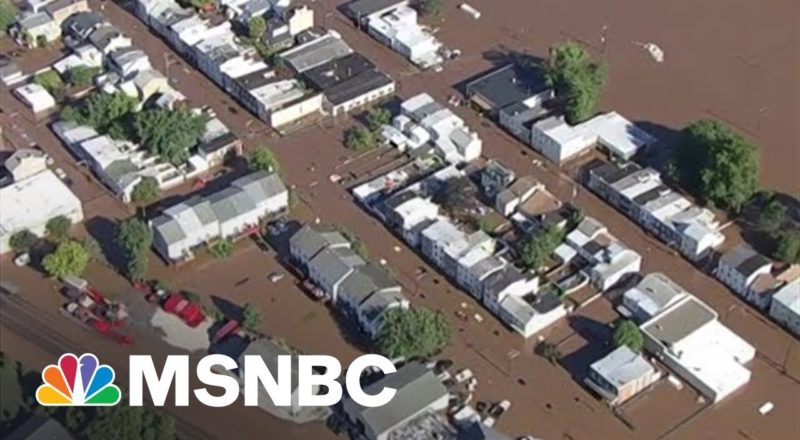 14 Dead In New York And New Jersey After Severe Flooding And Damage 4