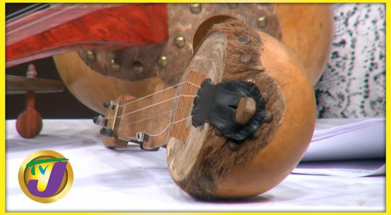 The History of the Banjo | TVJ Smile Jamaica 1