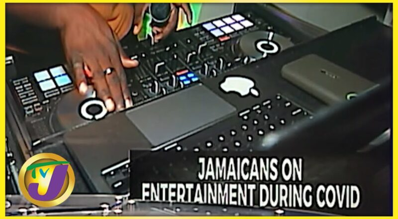 Jamaicans on Entertainment During Covid-19 - Poll Results | TVJ News - Sept 17 2021 1