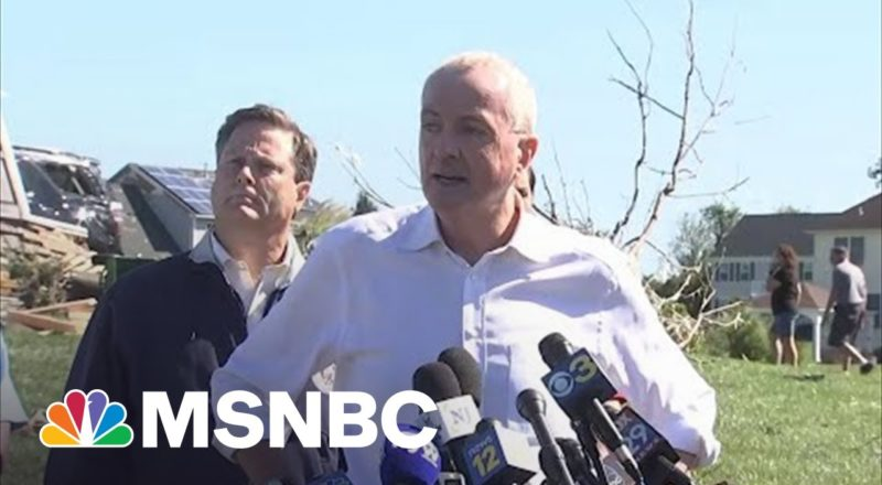 New Jersey Governor Submitting 'Major Disaster Declaration' To FEMA 5