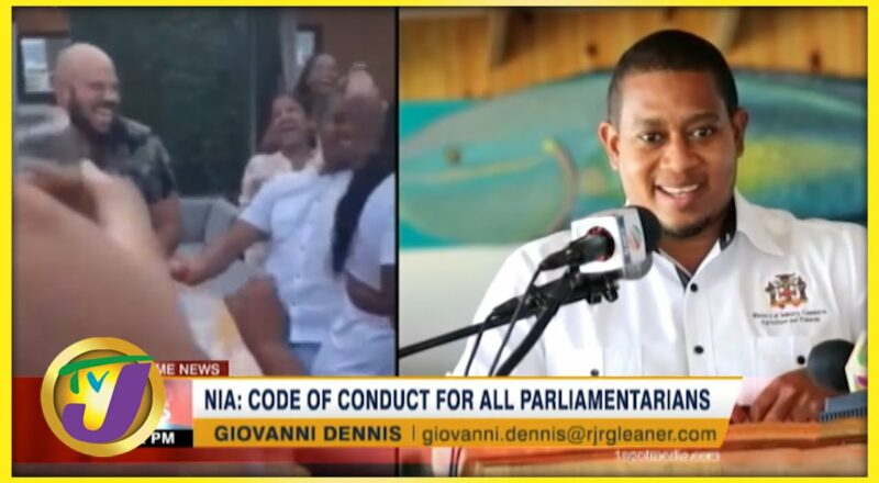 NIA: Code of Conduct for All Parliamentarians | TVJ News - Sept 18 2021 1
