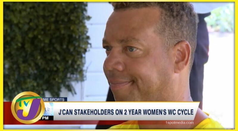 Reggae Girlz Head Coach Against Having World Cup Biennially - Sept 21 2021 1